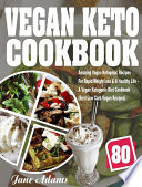 Vegan Keto Cookbook