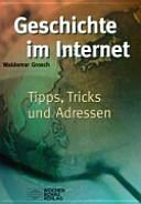 Geschichte im Internet
