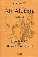 Alf Ahlberg, 1892-1979