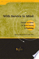 With Service in Mind