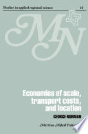 Economies of Scale  Transport Costs and Location