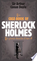 Sherlock Holmes The Case Book Of Sherlock Holmes Sherlock Complete Set 9  book