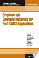 Graphene And Emerging Materials For Post Cmos Applications