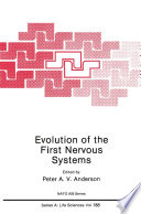 Evolution Of The First Nervous Systems book
