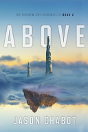 Above-book cover