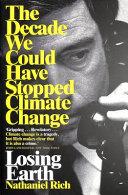 Losing Earth Book PDF