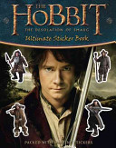 The Hobbit  the Desolation of Smaug   Ultimate Sticker Collection