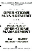 Instructors Resource Manual