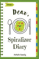 Dear Spiralizer Diary