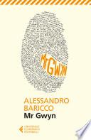 Mr Gwyn Book Cover