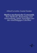 Medico mechanische Gymnastik