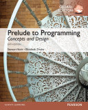 Prelude to Programming  Concepts and Design  Global Edition