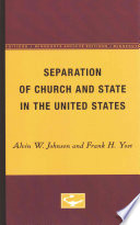 Separation of Church and State in the United States