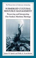 download ebook submerged cultural resource management pdf epub