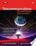 Telecommunications Essentials Second Edition