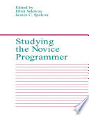 Studying The Novice Programmer