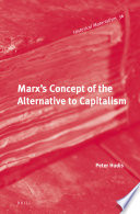 Marx s Concept of the Alternative to Capitalism