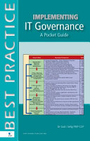 Implementing IT Governance - A Pocket Guide