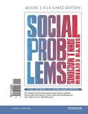 Social Problems  Books a la Carte Edition