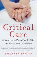 Critical Care book