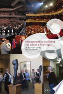 Management en marketing van culturele belevingen