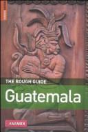 Copertina Libro Guatemala