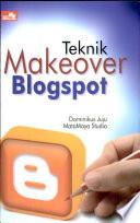 Teknik Makeover Blogspot