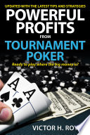 Powerful Profits From Tournament Poker