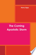 The Coming Apostolic Storm