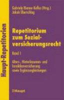 Repetitorium zum Sozialversicherungsrecht
