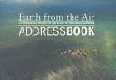 Earth from the Air  Address Book