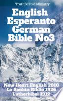 English Esperanto German Bible No3