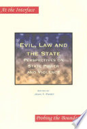 Evil  Law and the State