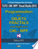 illustration programmation des objets fractals avec c# et wpf