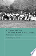 Sustainability In Contemporary Rural Japan