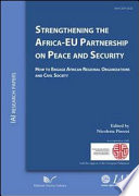 Strengthening the Africa EU Partnership on Peace and Security