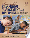 Successful Classroom Management and Discipline