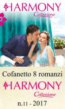 Cofanetto 8 romanzi Harmony Collezione - 11