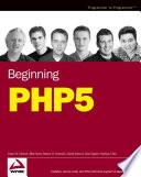 Beginning PHP5