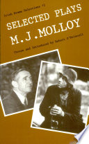 Selected Plays of M J  Molloy