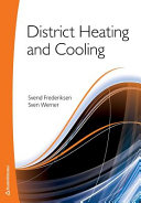 District Heating and Cooling