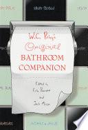 W  C  Privy s Original Bathroom Companion