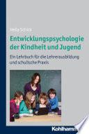Entwicklungspsychologie Der Kindheit Und Jugend