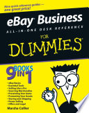 eBay Business All in One Desk Reference For Dummies