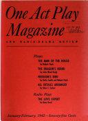 One Act Play Magazine and Radio drama Review