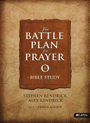 The Battle Plan for Prayer   Bible Study Book