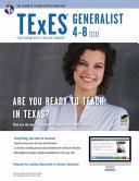 TExES Generalist 4 8  111