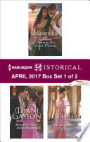 Harlequin Historical April 2017   Box Set 1 of 2