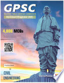 Gpsc Assistant Engineer Ae 2019 Civil Engineering A Practice Book
