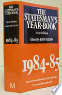 The Statesman S Year Book 1974 75 book